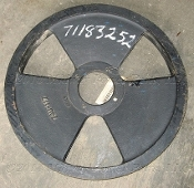71183252 GLEANER Double Pulley SHEAVE