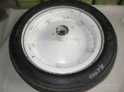 Wheel Tire Bush Hog 81074, 50070822