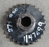 71147699 Gleaner Single SPROCKET #50