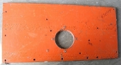 70531147 Allis Chalmers PLATE ASY., cylinder side, R.H.