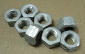 70922134, Y704288 Allis Chalmers AGCO DIMPLE LOCK NUT 1/2
