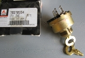 70270334 Allis Chalmers AGCO Ignition SWITCH